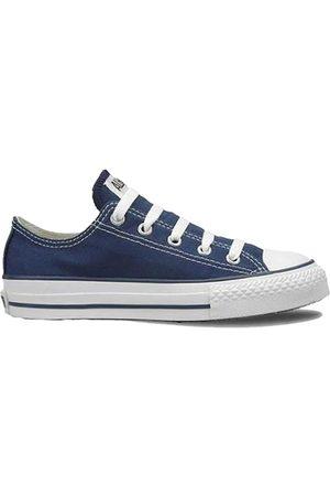 Converse Bambino Sneakers - CHUCK TAYLOR ALL STAR OX BLU BAMBINO