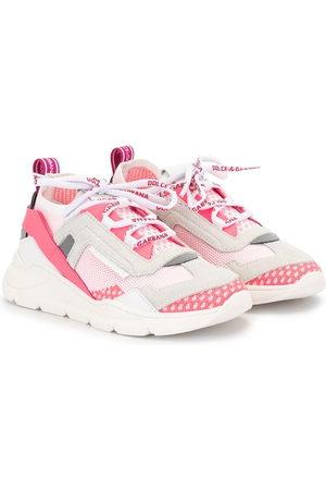 Dolce & Gabbana Sneakers con pannelli a contrasto - Di colore