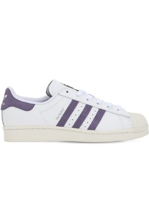 "adidas Sneakers ""superstar"" In Pelle"