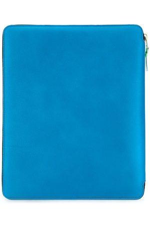Comme des Garçons Custodia porta pc con design color-block