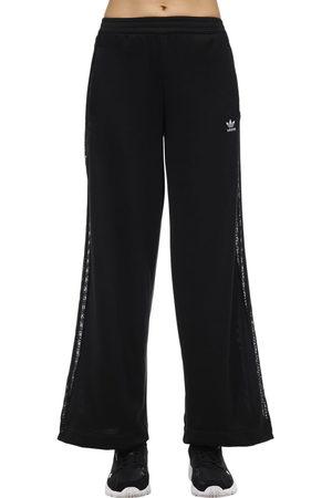 adidas pantaloni leopardati