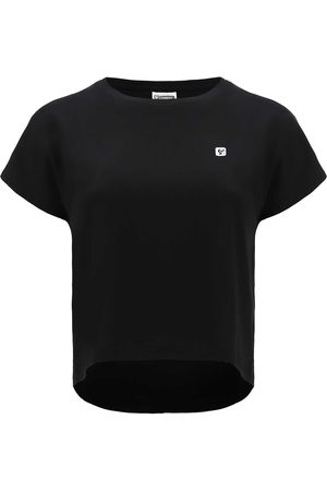 Freddy T-SHIRT CROP STAMPA MOV DONNA