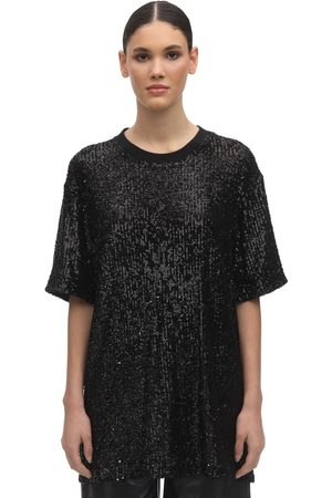 In the Mood for Love T-shirt Con Paillettes