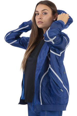 Nike Donna Giacche - Hooded Running Jacket - giacca con cappuccio running - donna