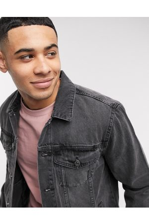 New Look Giacca di jeans slavato