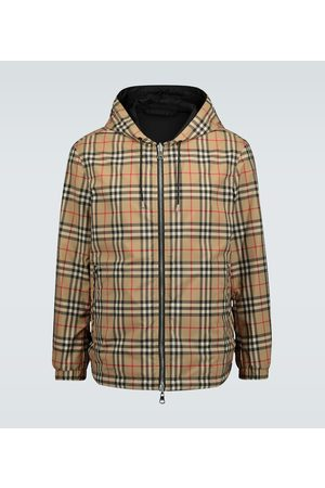 Burberry Giacca reversibile Vintage Check