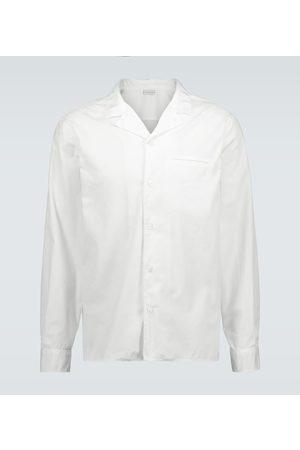 CARUSO Camicia a maniche lunghe in cotone