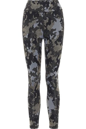 The Upside Leggings Twilight Dance in jacquard