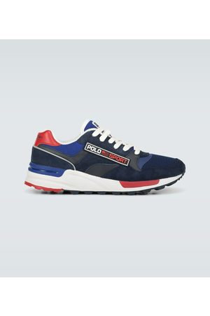 Polo Ralph Lauren Sneakers Polo Sport Trackmaster