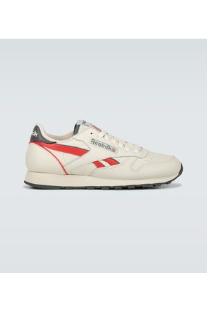 Reebok Sneakers Classic in pelle
