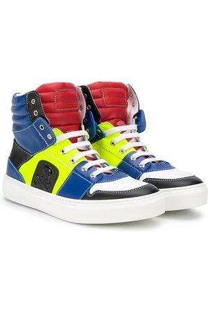 Philipp Plein Sneakers alte a pannelli