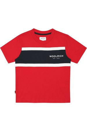 Woolrich T-shirt in cotone