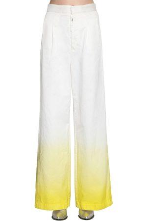 UNRAVEL Jeans In Denim Di Cotone Dégradé