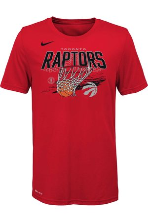 Nike T-SHIRT NBA HOOPS RAPTORS BAMBINO