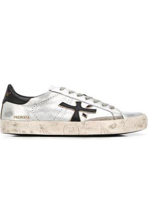 Premiata Sneakers con effetto vissuto