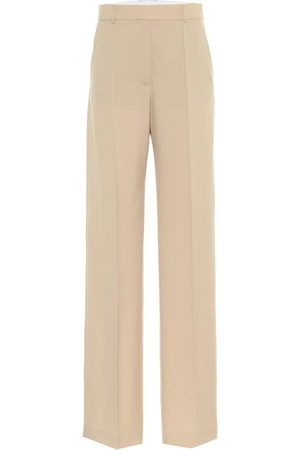 Stella McCartney Pantaloni Abby in lana