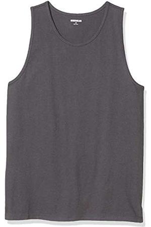 Goodthreads Canotta in Morbido Cotone Fashion-t-Shirts, Scuro, US M
