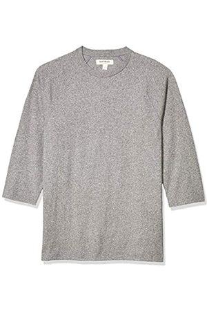 Goodthreads T-Shirt da Baseball in Morbido Cotone. Novelty-t-Shirts, Melange, US XXL