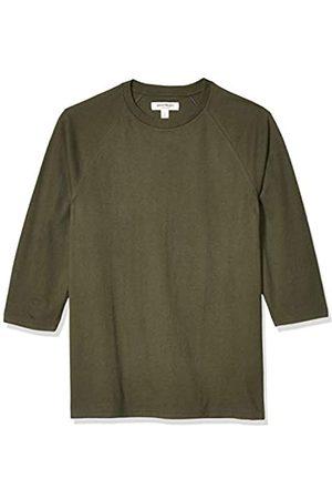 Goodthreads T-Shirt da Baseball in Morbido Cotone. Novelty-t-Shirts, Jacky's, US