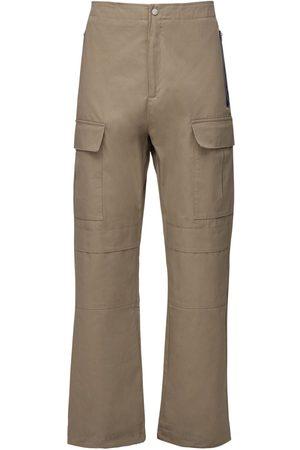 A-A ARTICA-ARBOX Pantaloni Cargo In Cotone