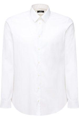 ALESSANDRO GHERARDI Camicia In Cotone Stretch