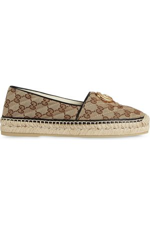 Gucci Espadrilles goffrate - Color carne