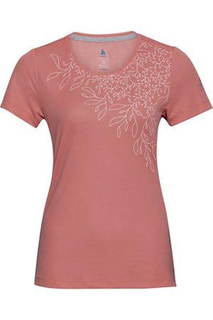 Odlo Donna T-shirt a maniche corte - F-Dry Print - T-shirt - donna. Taglia XS