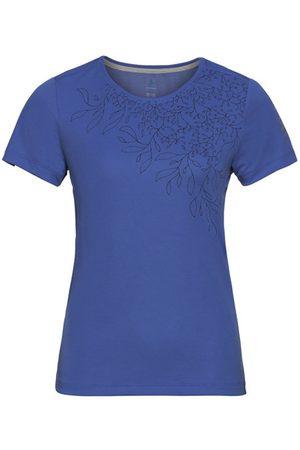 Odlo Donna Maniche corte - F-Dry Print - T-shirt - donna. Taglia XS