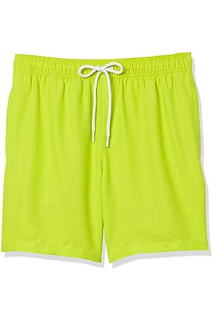 Amazon Costume da Bagno da 17,8 cm. Fashion-Swim-Trunks, Lime, US S