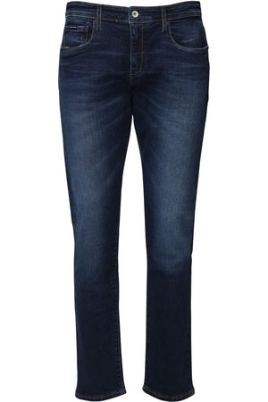 Armani Jeans Medium Dark Blue Wash 12.5oz