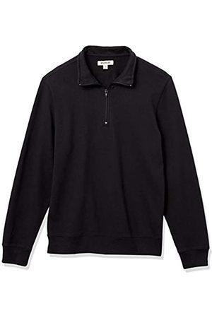 Goodthreads Felpa Leggera in Spugna Francese con Mezza Zip Fashion-Sweatshirts, Cruz V2 Fresh Foam, US