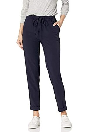 Daily Ritual Fluid Stretch Woven Twill Cuffed Pant Pants, Dainty, US XL