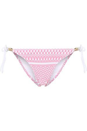 Heidi Klein Esclusiva Mytheresa - Slip bikini a stampa