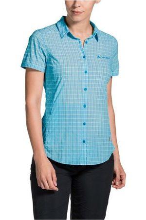 Vaude Seiland II - camicia a maniche corte - donna. Taglia I40 D36