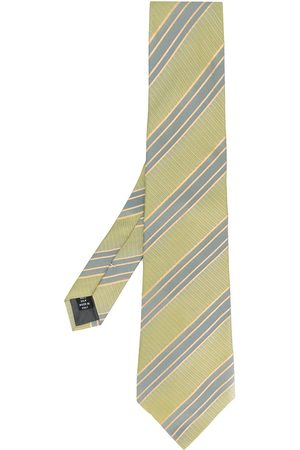 Gianfranco Ferré Uomo Cravatte - Cravatta a righe diagonali 1990