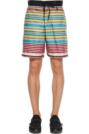 Prada Shorts Mare In Nylon