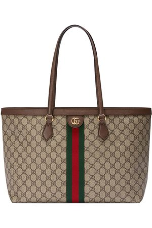 Gucci Borsa shopping Ophidia GG misura media