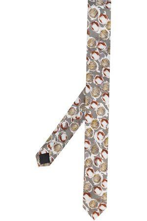 Gianfranco Ferré Uomo Cravatte - Cravatta con stampa astratta anni '90