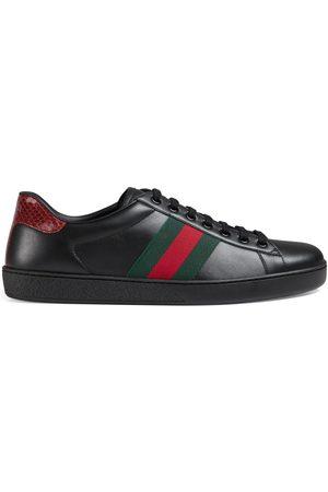 Gucci Sneaker Ace uomo in pelle