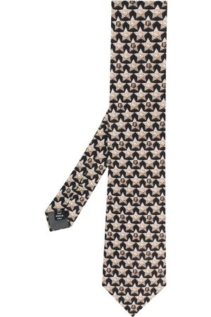 Gianfranco Ferré Uomo Cravatte - Cravatta con stampa 1990 - Toni neutri