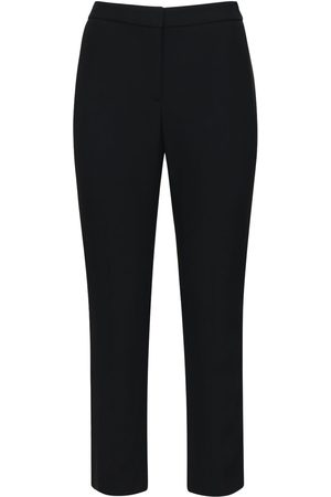 Alexander McQueen Pantaloni In Crepe