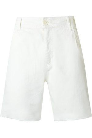 AMIR SLAMA Uomo Pantaloncini - Raw edges shorts