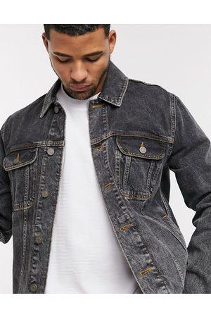 ASOS Giacca di jeans slavato vintage