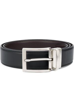 Scarosso Uomo Cinture - Cintura con fibbia squadrata