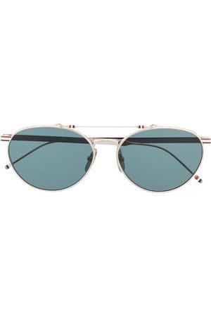 Thom Browne Eyewear Occhiali da sole tondi