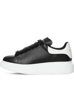 Alexander McQueen Sneakers In Pelle Bicolor 45mm