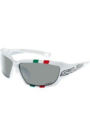 Salice Occhiali da sole - Occhiali da Sole 003 ITA Q BIANCO/RW BLU