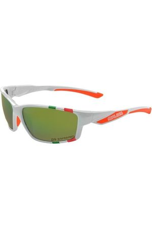 Salice Occhiali da sole - Occhiali da Sole 014 ITA IR BIANCO/RW VERDE