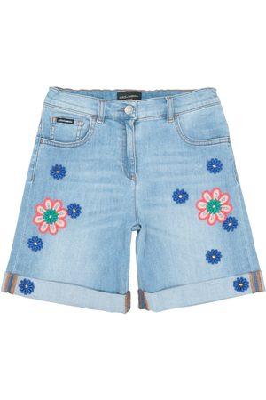 Dolce & Gabbana Bambina Pantaloncini - JEANS - Bermuda jeans