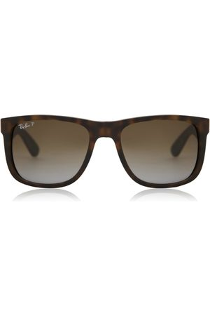 Ray-Ban Occhiali da Sole RB4165 Justin Polarized 865/T5